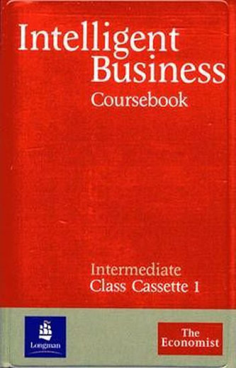 Intelligent Business Intermediate Course Book Cassette 1-2 - Trappe, Tonya