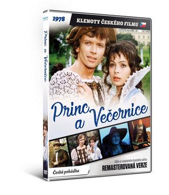 Princ a Večernice - DVD - neuveden