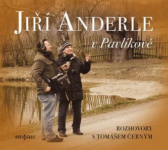 Jiří Anderle v Pavlíkově - Jiří Anderle