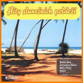 Hity slunečních pobřeží - CD - neuveden