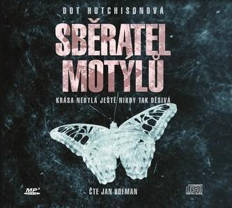 Sběratel motýlů (audiokniha) - Dot Hutchison