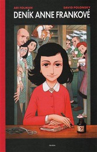 Deník Anne Frankové - Etgar Keret