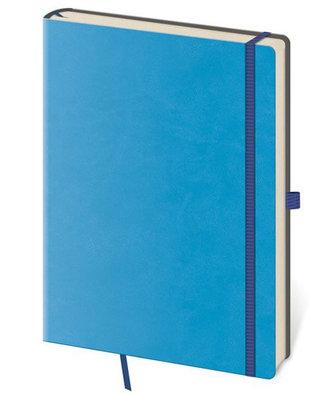 Zápisník Flexies Blue - S linkovaný - neuveden