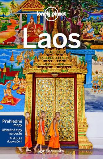 Laos - Lonely Planet - neuveden