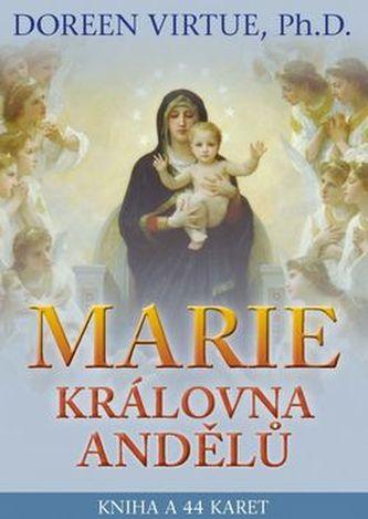 Marie, královna andělů - Doreen Virtue