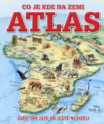 Atlas - Co je kde na Zemi - neuveden