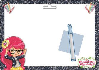 Strawberry 2 - Stíratelná tabulka A4 - neuveden