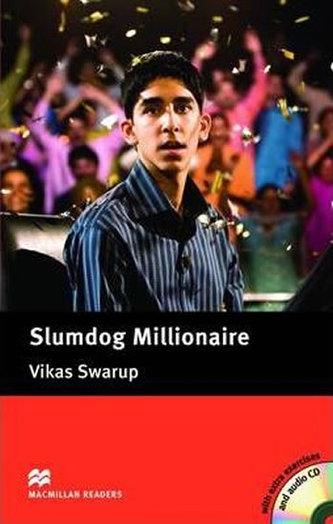 Slumdog Millionnaire:Intermediate Level / with gratis CD/Macmillan Readers - Vikas Swarup