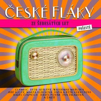 České fláky ze šedesátých let – Pošesté - CD - neuveden