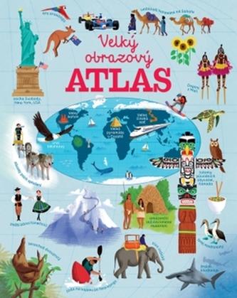 Velký obrazový atlas světa - neuveden