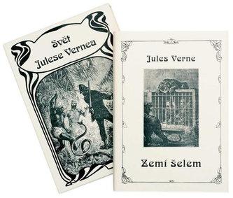 Zemí šelem - Verne Jules