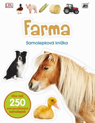 Farma - Samolepková knížka - neuveden