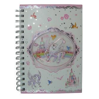 Deník - růzový zápisník - neuveden