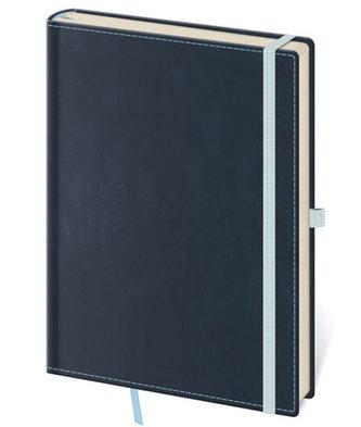 Stil trade - Zápisník Double Blue - L čistý