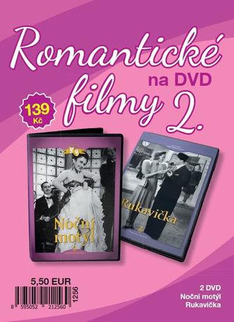 Romantické filmy 2 - 2 DVD - neuveden