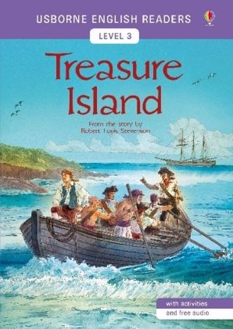 Usborne - English Readers 3 - Treasure Island - Stevenson Robert