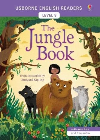 Usborne - English Readers 3 - The Jungle Book - Rudyard Kipling