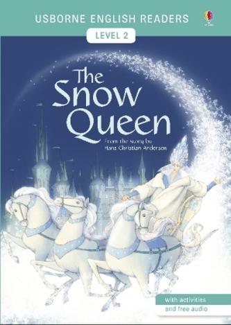 Usborne - English Readers 2 - The Snow Queen - Andersen, Hans Th.