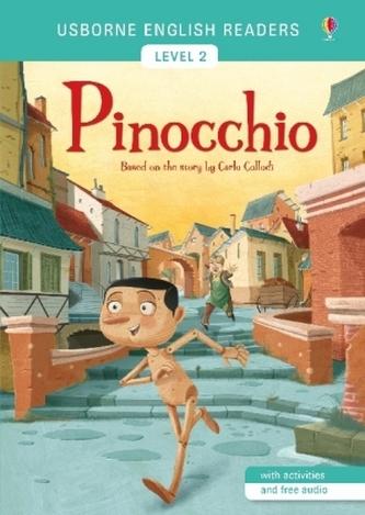 Usborne - English Readers 2 - Pinocchio - Collodi Carlo