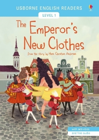 Usborne - English Readers 1 - The Emperor´s New Clothes - Andersen, Hans Th.