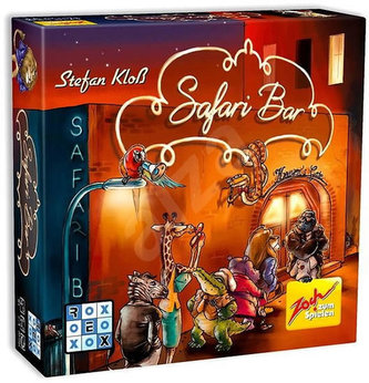 Safari Bar/Karetní hra