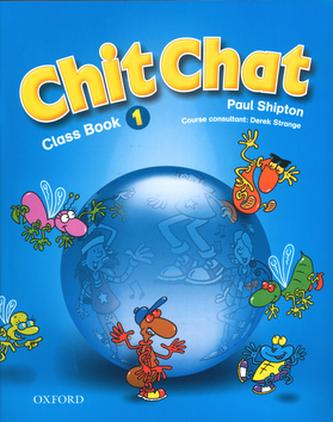 Chit chat 1. Class book - Náhled učebnice