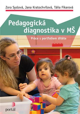 Pedagogická diagnostika v MŠ - Práce s portfoliem dítěte - Zora Syslová
