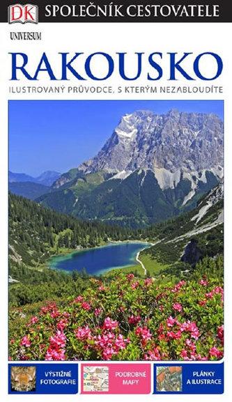 Rakousko - Společník cestovatele - neuveden