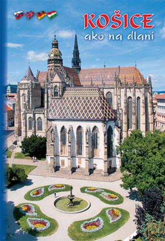 Košice ako na dlani - Stanislav Jiroušek; Alexander Jiroušek