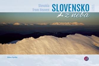 Slovensko z neba 3.vydanie - Milan Paprčka