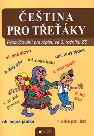 Čeština pro třeťáky