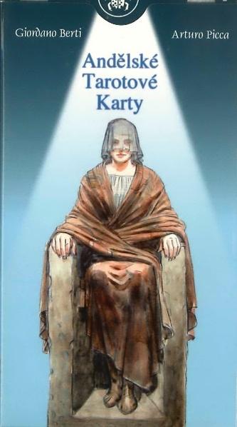 Andělské tarotové karty - Giordano Berti