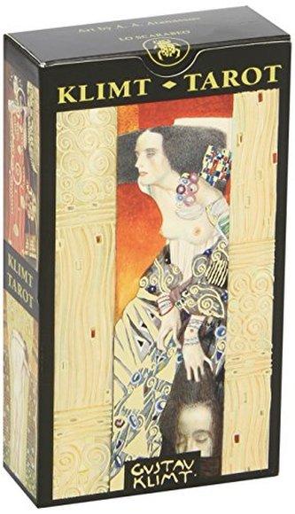 Goldenes Klimt Tarot - Gustav Klimt