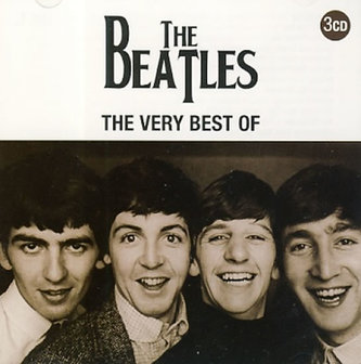 The Beatles The Very Best Of - 3 CD - The Beatles