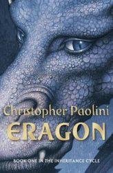 Eragon, English edition. Eragon, Das Vermächtnis der Drachenreiter, English edition