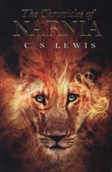 The Chronicles of Narnia. Die Chroniken von Narnia, englische Ausgabe
