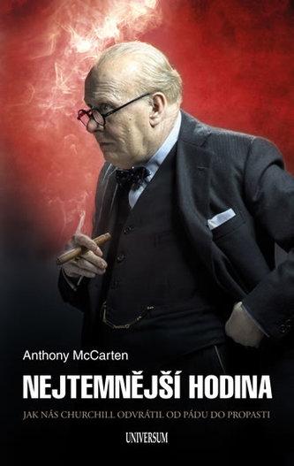 Nejtemnější hodina - McCarten, Anthony