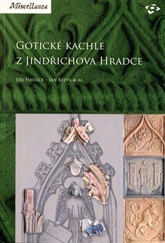 Gotické kachle z Jindřichova Hradce - Kolář