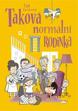 Taková normální rodinka - Fan Vavřincová