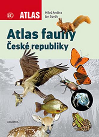 Atlas fauny České republiky - Miloš Anděra