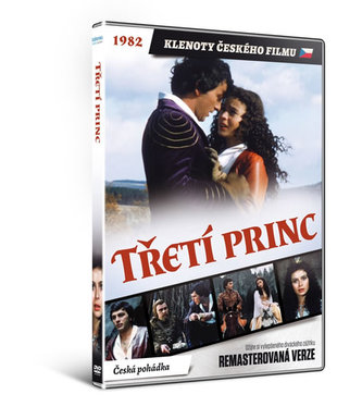 Třetí princ - DVD - neuveden