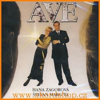 H. Zagorová/Š. Margita - AVE - CD - Hana Zagorová