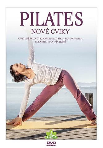 Pilates - nové cviky DVD - neuveden