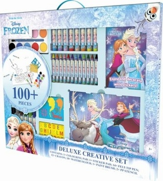 Mega kreativní set Ledové království