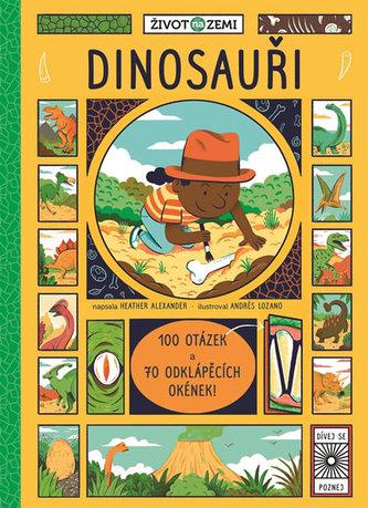 Dinosauři - 100 otázek a 70 okének! - neuveden