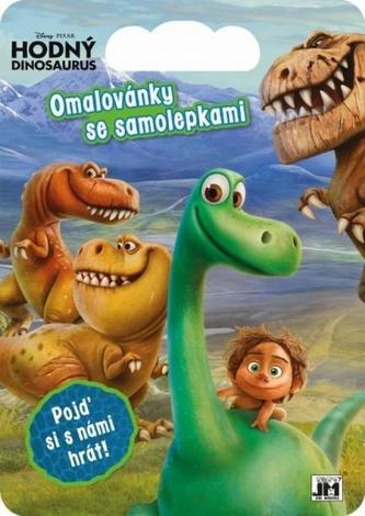 Kreatívny blok/ Dobrý dinosaurus - Disney Pixar