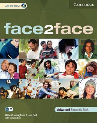 face2face: Advanced Student´s Book with CD-ROM - Cunningham, Gillie