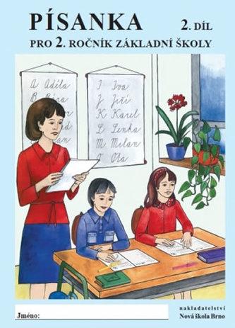 Písanka pro 2. ročník základní školy (2. díl)