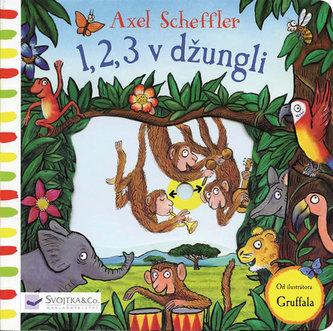 1,2,3 v džungli - Scheffler, Axel