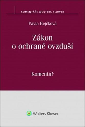 Zákon o ochraně ovzduší - Pavla Bejčková